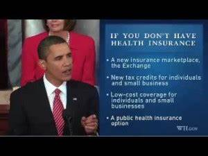 Quotes From Pre... Obama Health Insurance Quotes