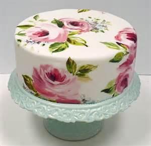 fondant hochzeitstorte painted wedding cakes wedding cake design 802381 weddbook