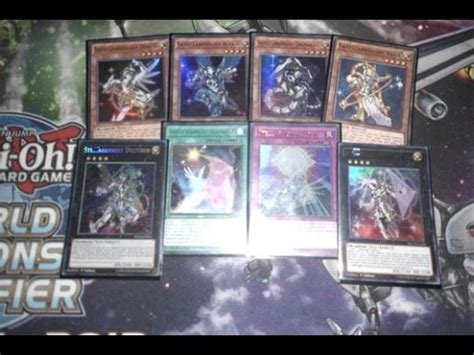 yugioh satellarknight deck 2015 yu gi oh deck profile satellarknight november 9 2015