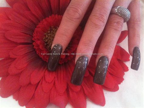 Charcoal With Opi Designer