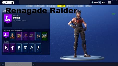 buying mixed fortnite accounts omg  renegade