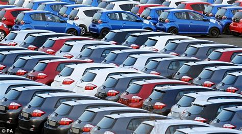 As Number Of New Cars Bought With Cash Borrowed At