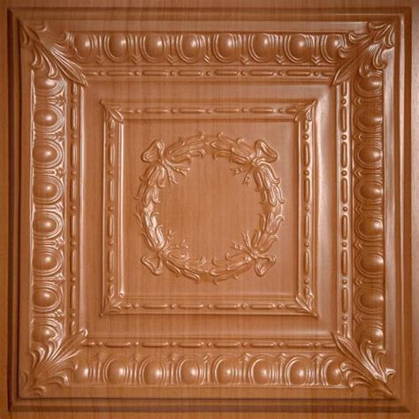 ceilume ceiling tile adhesive empire caramel wood ceiling tiles