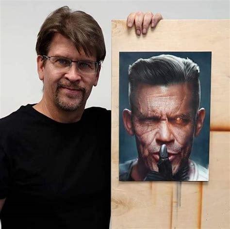 15 ภาพวาดของศิลปินที่สมจริงจนดูเหมือนภาพถ่าย | OMG เรื่อง ...