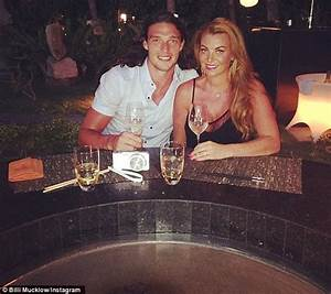 Andy Carroll and Billi Mucklow spark engagement rumours ...