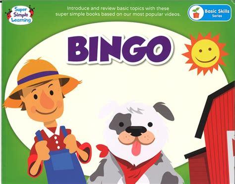 Super Simple Learning 絵本:bingo Ak Books Online Store
