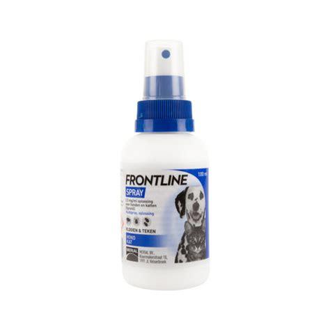 frontline spray hundkatze bestellen