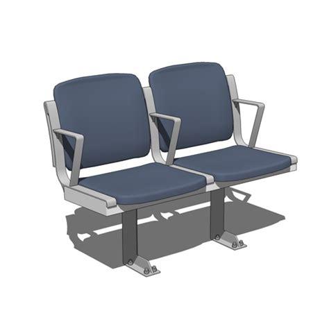 Stadium Seats 3d Model  Formfonts 3d Models & Textures