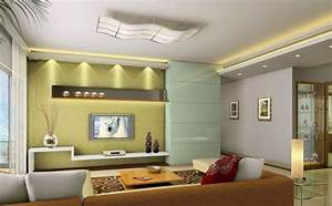 TV wall design 2013 images