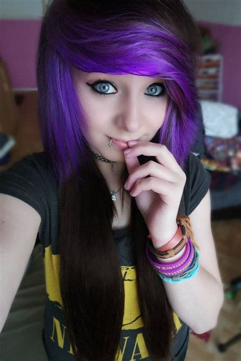 I Want This Hair So Much Screams Scene Pinterest Emo
