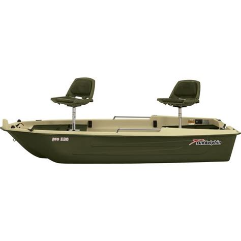 Sun Dolphin Boats Reviews by Sun Dolphin Pro 120 11 Ft 3 In Fishing Boat Academy
