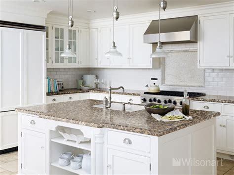 This Kitchen Features Wilsonart® Hd® High Definition