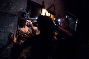 Photo Flash A Haunting Behind The Scenes Look At THE