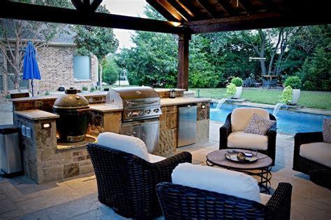 Outdoor Kitchens in Dallas, TX   Custom Stone Work