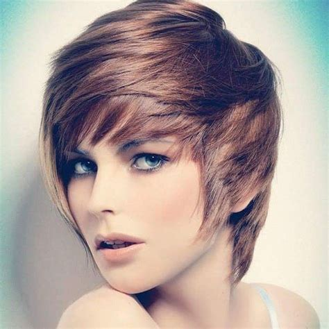 Pixie Hairstyles For Faces by 25 Simple Easy Pixie Haircuts For Faces