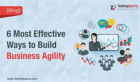 Blog  6 Most Effective Ways To Build Business Agility