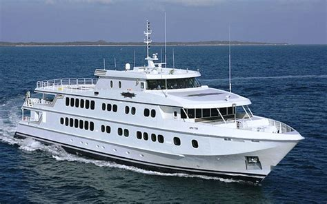 Yacht Cruises by True North Yacht Charter Details Expedition Cruise Ship