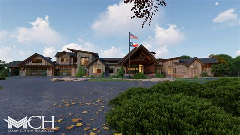 modern texas ranch mabry custom homes
