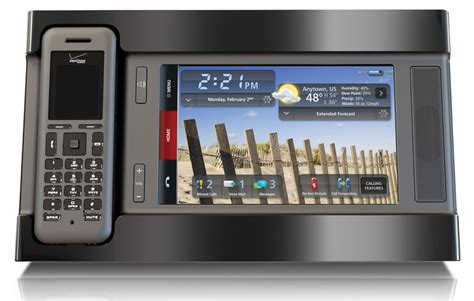 telephone de bureau un téléphone de bureau sous android par verizon android