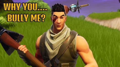 10 Minutes 27 Seconds Of Default Skins Getting Bullied