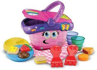 leapfrog shapes picnic basket
