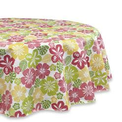 ice cream table cloth essential home ice cream vinyl tablecloth 60 round