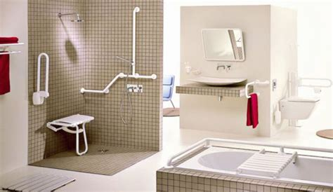 chambre d hote accessible handicapé une salle de bains accessible à tous personnes âgées