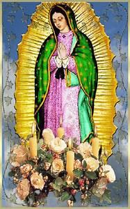 Virgen, De, Guadalupe, Png