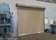 4 Foot Roll Up Garage Door by 16ft Garage Doors For Sale Ebay