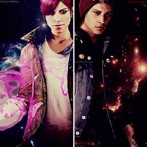 Image Gallery infamous delsin fetch