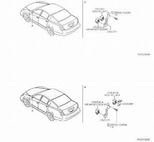 Nissan Stanza Bracket Relay  Room  Engine