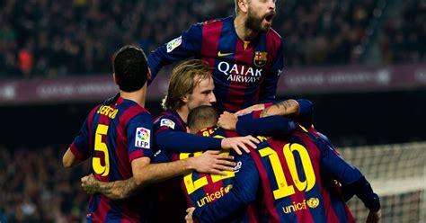 Barcelona 3-1 Atletico Madrid: Lionel Messi inspires hosts ...