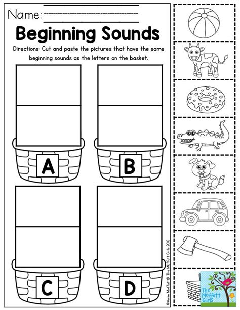 letter sounds for preschoolers 17 best images about preschool worksheets on 340