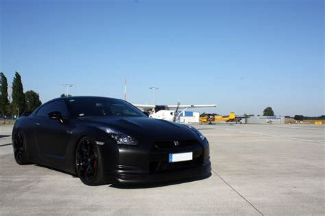 Matte Black Gtr Nismo Wallpaper by Avus Performance Tuned Nissan Gt R Black Edition Picture