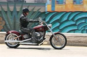 Harley Davidson Rocker - 2007  2008