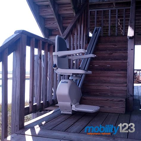 outdoor stair lift images