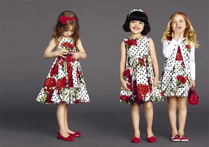Dolce And Gabbana Beautiful Kids Fashion Summer 2015