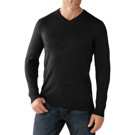 mens v neck sweater smartwool kiva ridge v neck sweater 39 s backcountry com