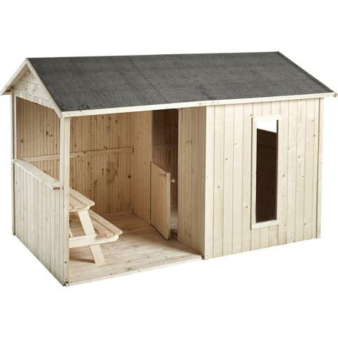 cabanes en bois leroy merlin les 25 meilleures id 233 es concernant soulet sur plan cabane enfant leroy merlin