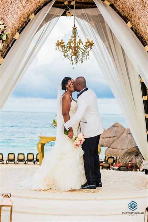 Wedding D And C Dreams Riviera Cancun Alessandro