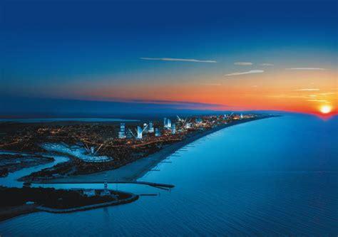 jesolo  city beach