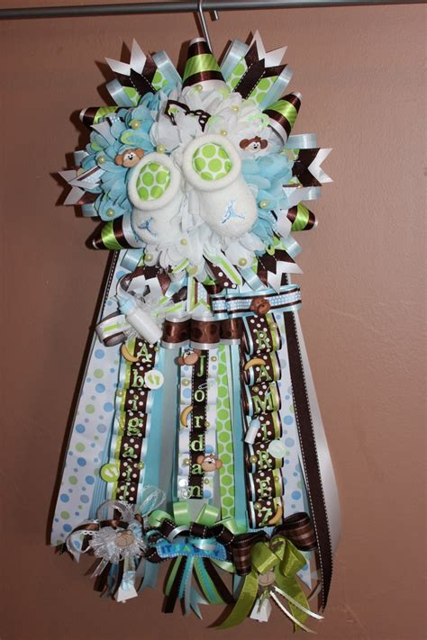 baby shower mums for baby boy going banana s so crafty