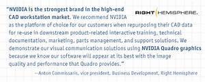NVIDIA & Right Hemisphere|NVIDIA UK