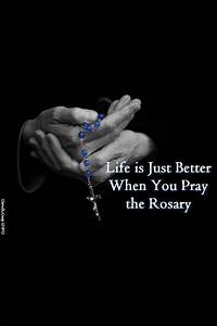 1000+ images about Praying Hands with Rosary on Pinterest ...