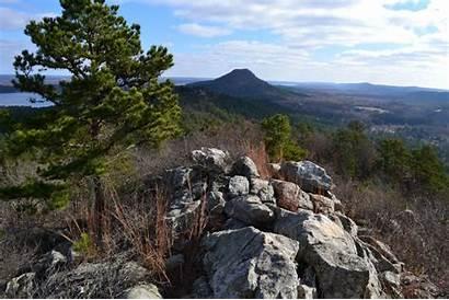 Arkansas February Exploring Chuck Rattlesnake Ridge Engage