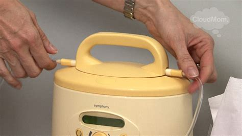 Pumpingtroubleshooting The Medela Symphony Breast Pump 01