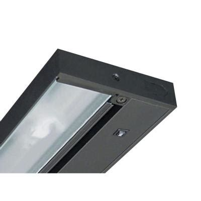 juno pro series 22 in black led cabinet light with
