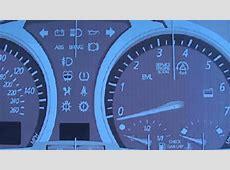 BMW X3 Dashboard Warning Lights & Symbols Diagnostic