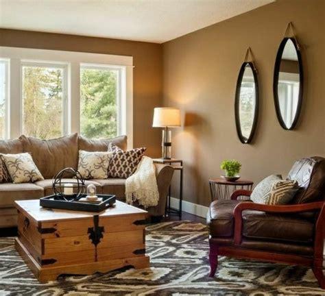 peinture canapé cuir 60 idées comment adopter la couleur caramel à la maison