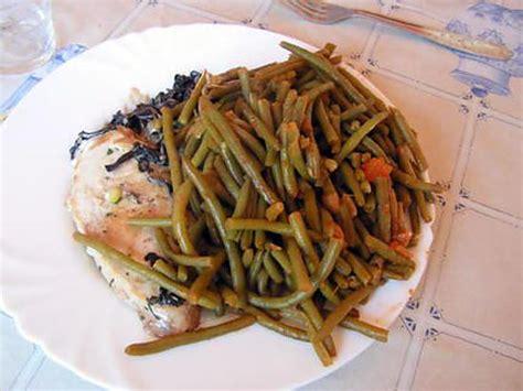cuisiner les haricots verts frais cuisiner des haricots verts frais 28 images c 244 tes